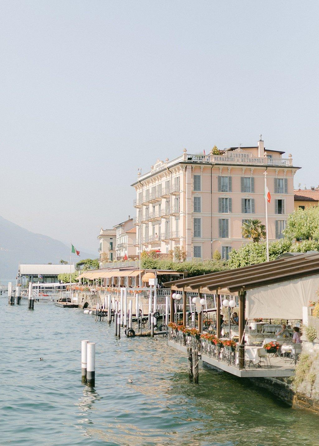 Bellagio Docking