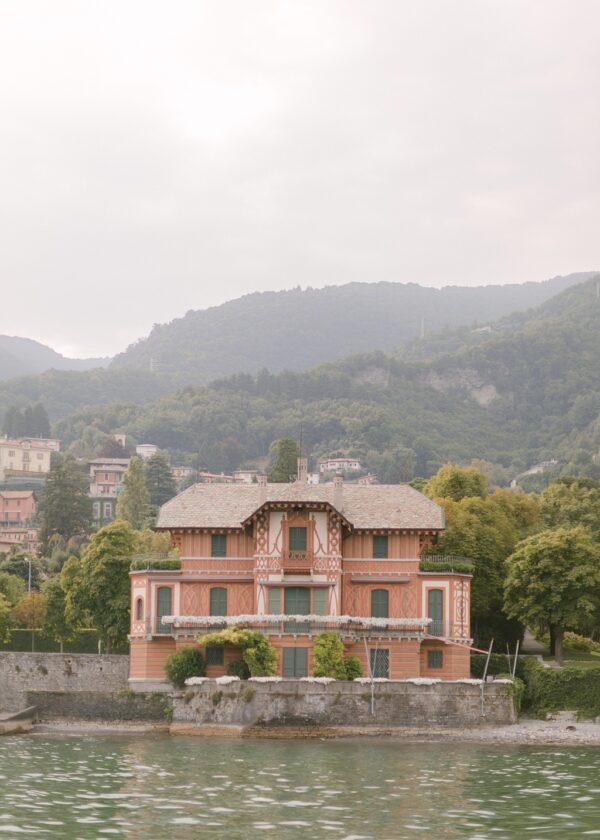 Lake Como - Como Culture - Holly Clark Editions