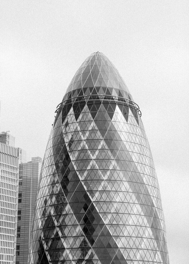 Gherkin London - Holly Clark Editions