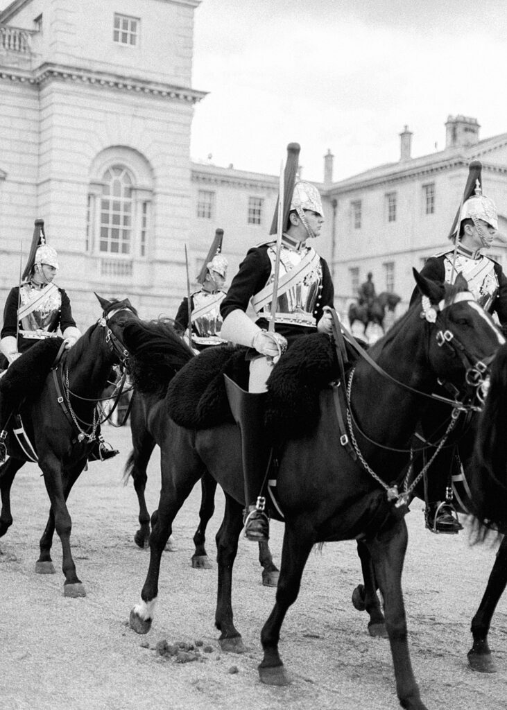 Horse Guards Parade Print