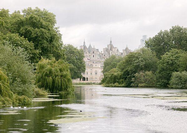 London St James's Park