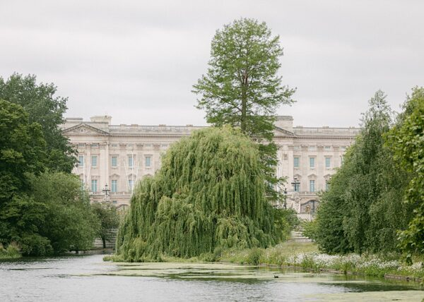 Buckingham Palace from St James's Park