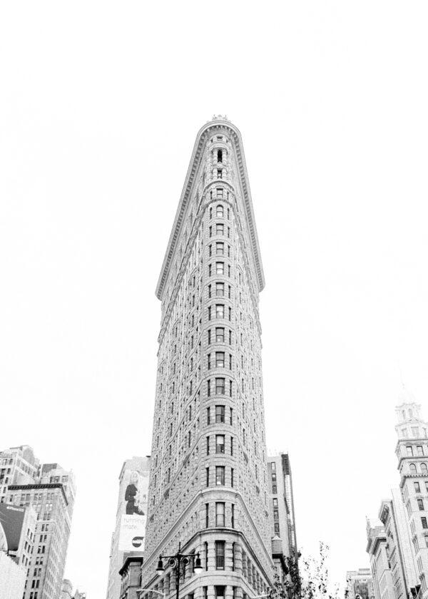 Flatiron Building NYC. Fine Art Prints.