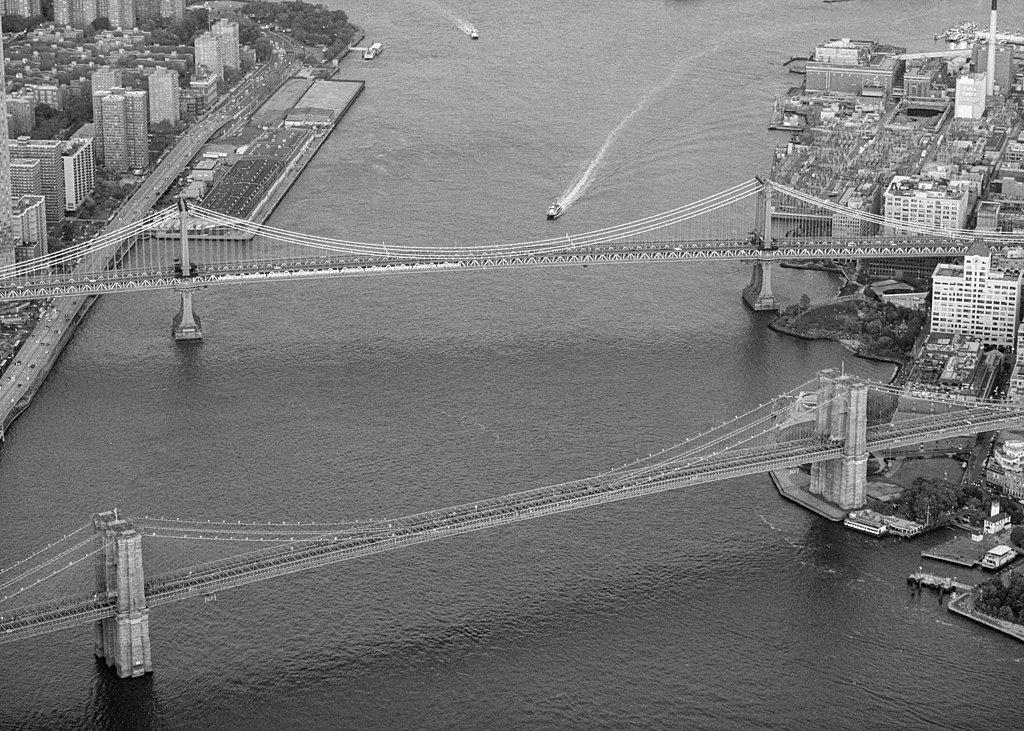New York Bridges Prints