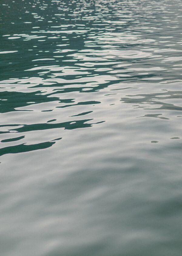 Lake Como Water - Holly Clark Editions Prints