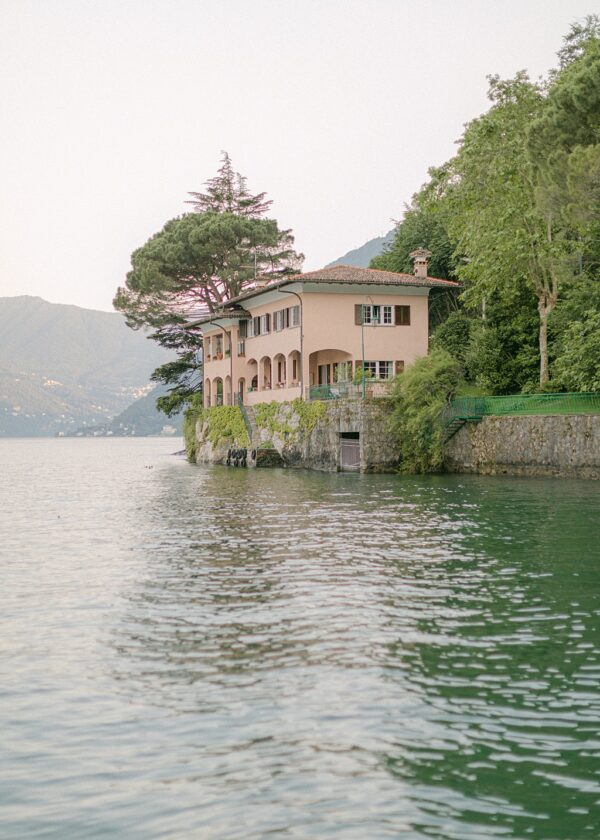 Lake Como Home Print - Holly Clark Editions
