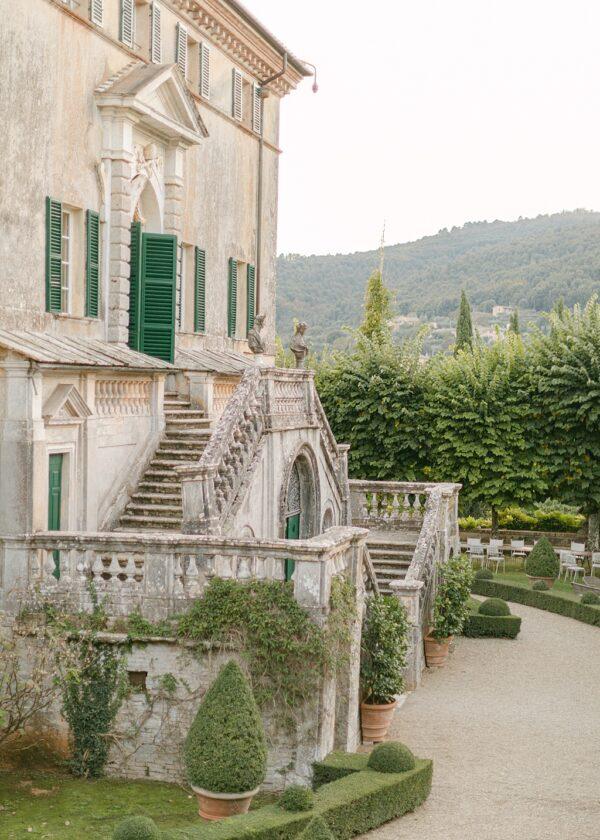 Villa Cetinale Prints - Holly Clark Editions