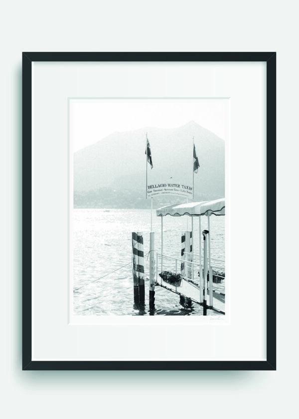 Bellagio Taxi - Fine Art Prints