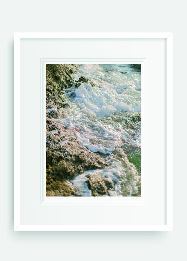 Capri Waters. Fine Art Prints. Italy.