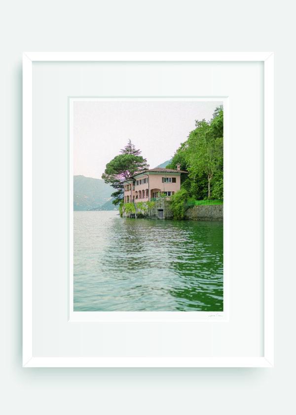 Lake Como Home - Holly Clark