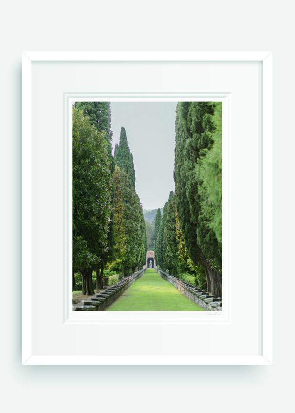 Villa d'Este Gardens Fine Art Prints