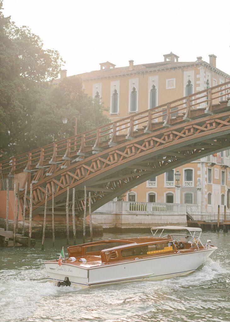 Grand Canal Cruising, Venice