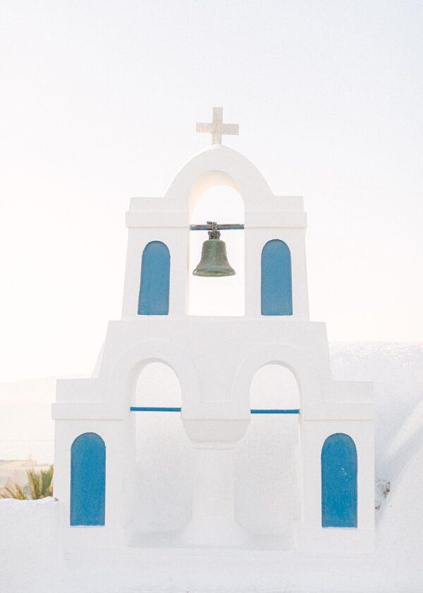 Churches of Santorini - Photographic Prints