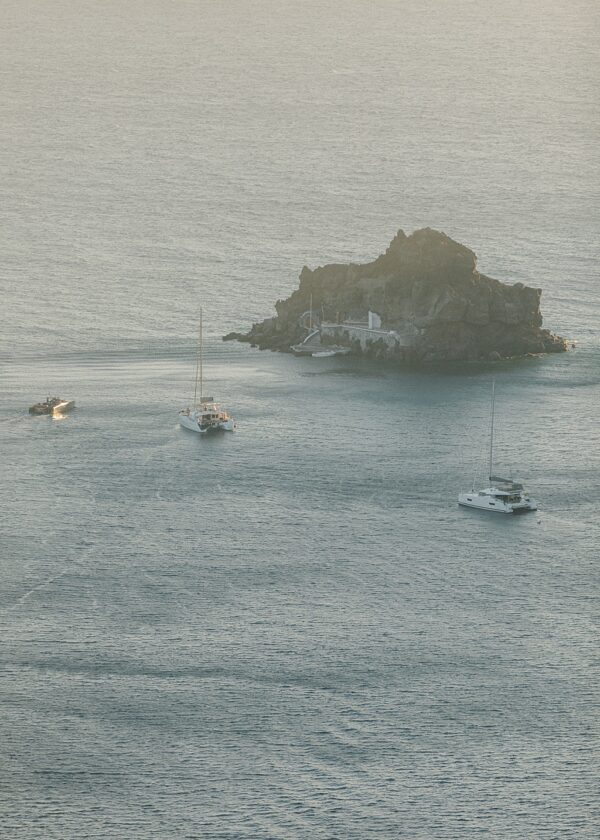 Small island of Saint Nicholas