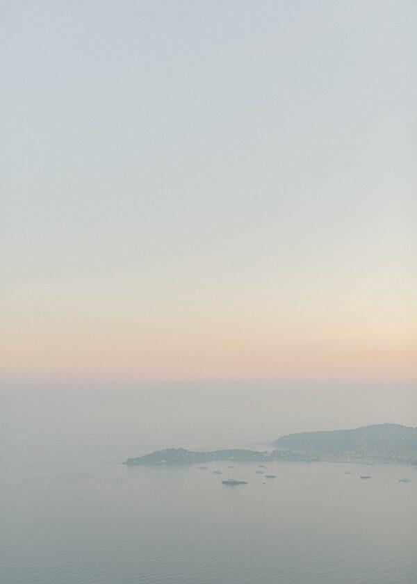 Dusk over Saint-Jean-Cap-Ferrat