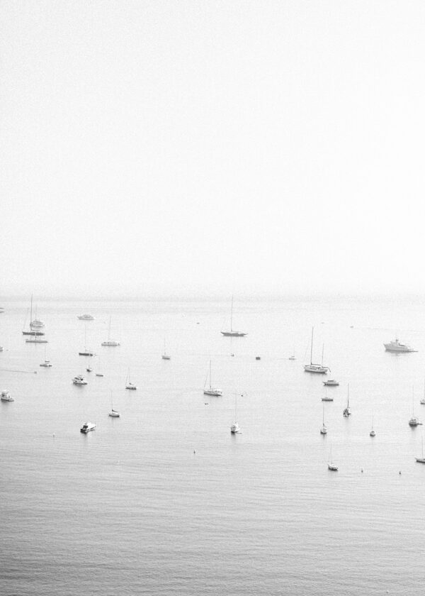 Boats in the South of France
