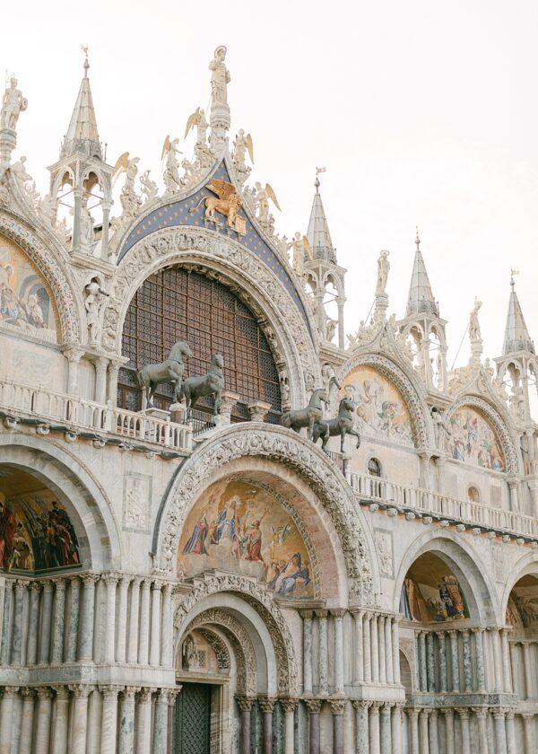 Basilica di San Marco - Fine Art Print. Venice.