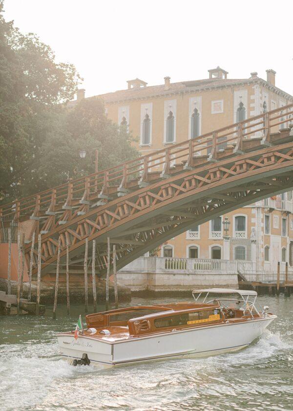 Grand Canal Cruising - Fine Art Print