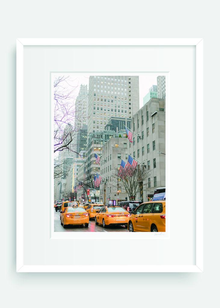 New York Streets #1