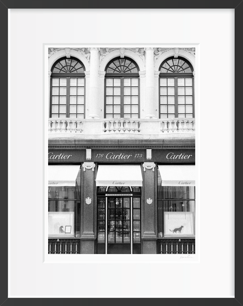 Carter Bond Street. Fine Art Print.