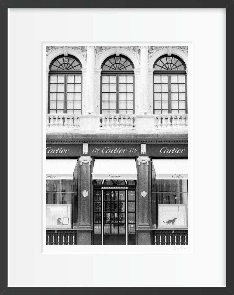 Carter Bond Street. Fine Art Print.