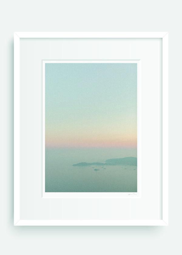 Sunset over Cap-Ferrat