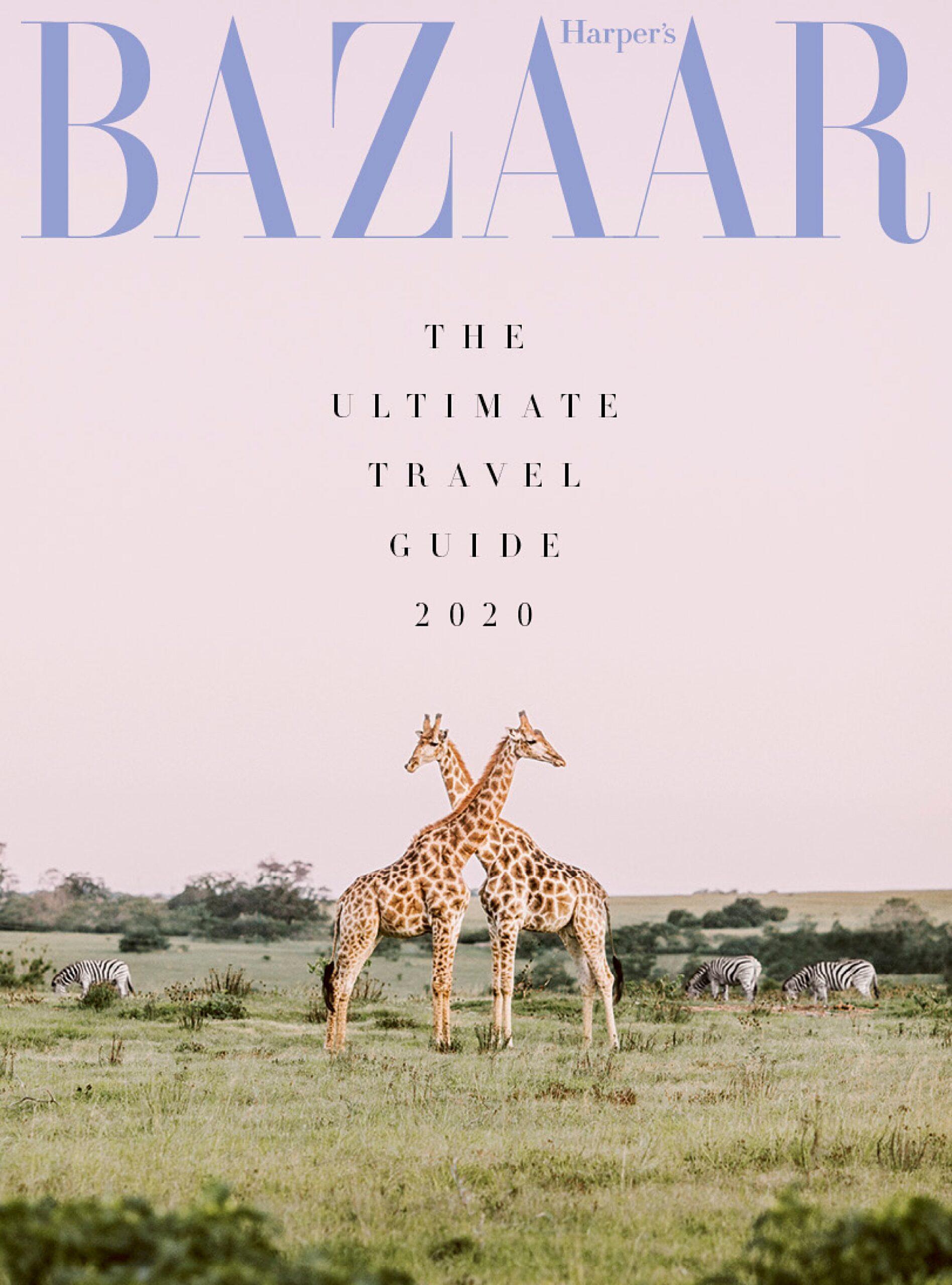 Harpers Bazaar Travel Supplement 2020 - Holly Clark Photography