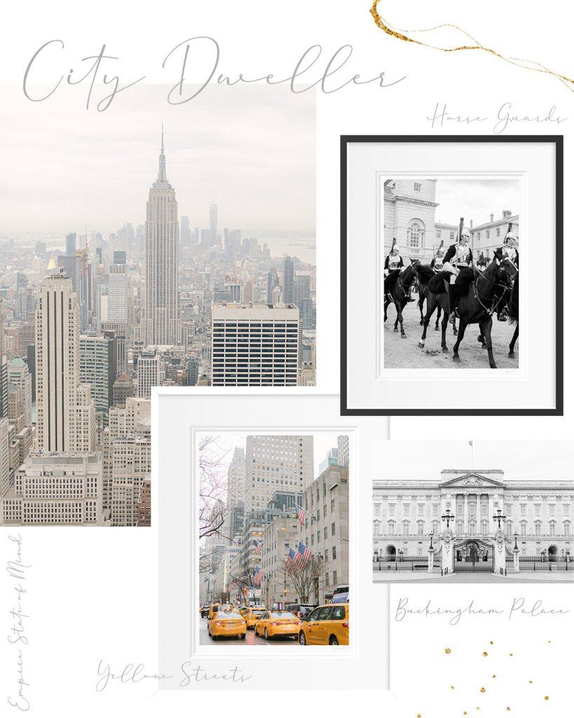 Ciy Dweller Print - Fine art print shop - Holly Clark Editions