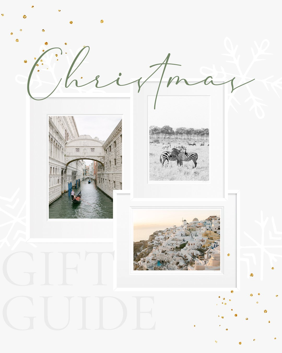 christmas gift guide - Holly Clark Editions