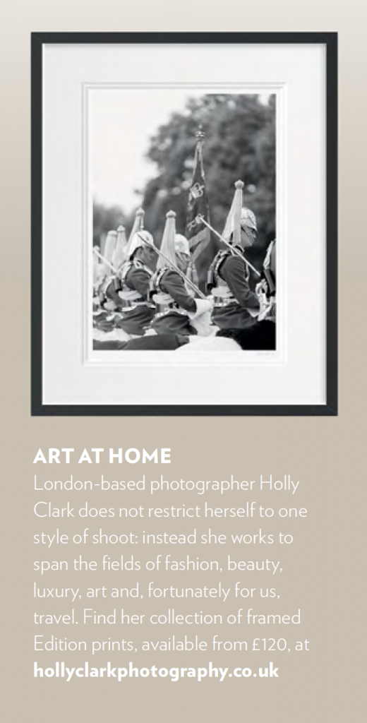 Art at Home - Holly Clark Editions - CN Traveller